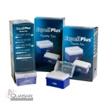 ExpellPlus 10ul filter tips; Sterile; 96 Tips Per Rack; 10 Racks Per Pack; 5 Packs Per Case; 4800 Tips Total